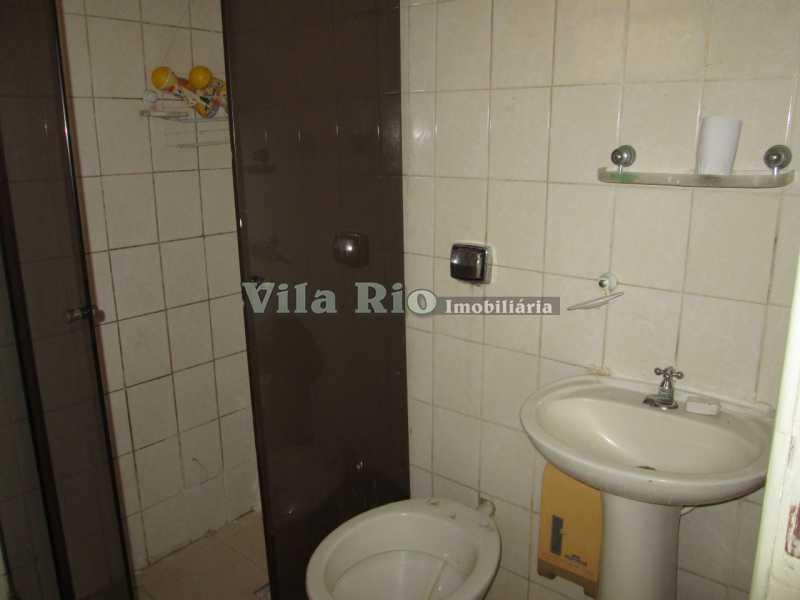 BANHEIRO 1 - Apartamento 2 quartos à venda Colégio, Rio de Janeiro - R$ 155.000 - VAP20756 - 12