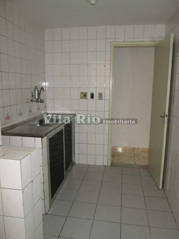COZINHA 1 - Apartamento 2 quartos à venda Colégio, Rio de Janeiro - R$ 155.000 - VAP20756 - 15