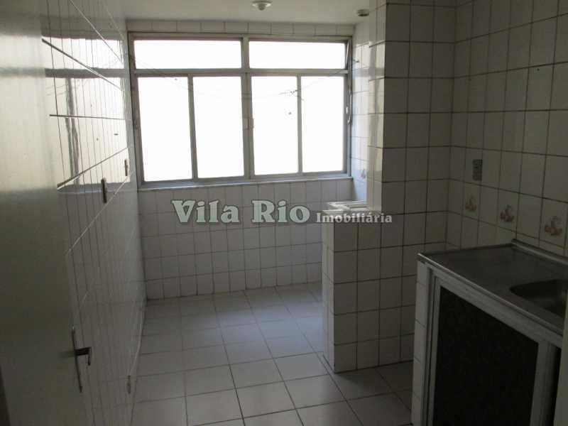 COZINHA 2 - Apartamento 2 quartos à venda Colégio, Rio de Janeiro - R$ 155.000 - VAP20756 - 16