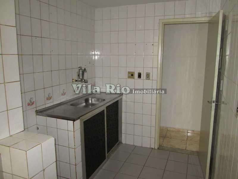 COZINHA 3 - Apartamento 2 quartos à venda Colégio, Rio de Janeiro - R$ 155.000 - VAP20756 - 17