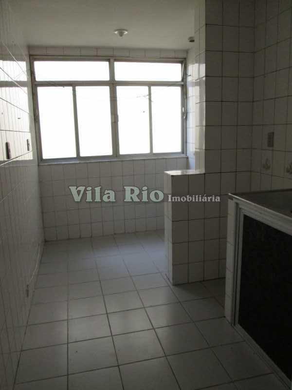 COZINHA 4 - Apartamento 2 quartos à venda Colégio, Rio de Janeiro - R$ 155.000 - VAP20756 - 18