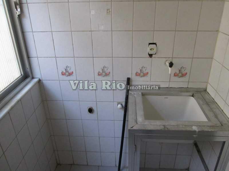 AREA 2 - Apartamento 2 quartos à venda Colégio, Rio de Janeiro - R$ 155.000 - VAP20756 - 21