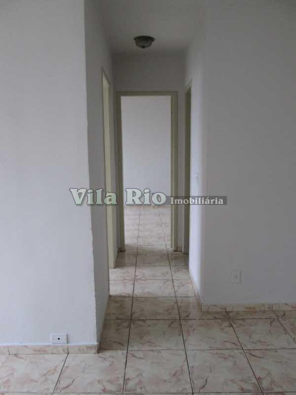 CIRCULAÇÃO - Apartamento 2 quartos à venda Colégio, Rio de Janeiro - R$ 155.000 - VAP20756 - 22