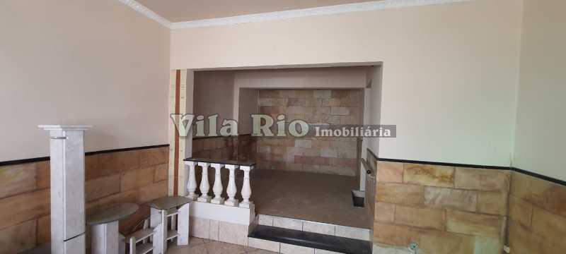 SALA 4 - Casa em Condomínio 3 quartos à venda Cascadura, Rio de Janeiro - R$ 370.000 - VCN30016 - 5