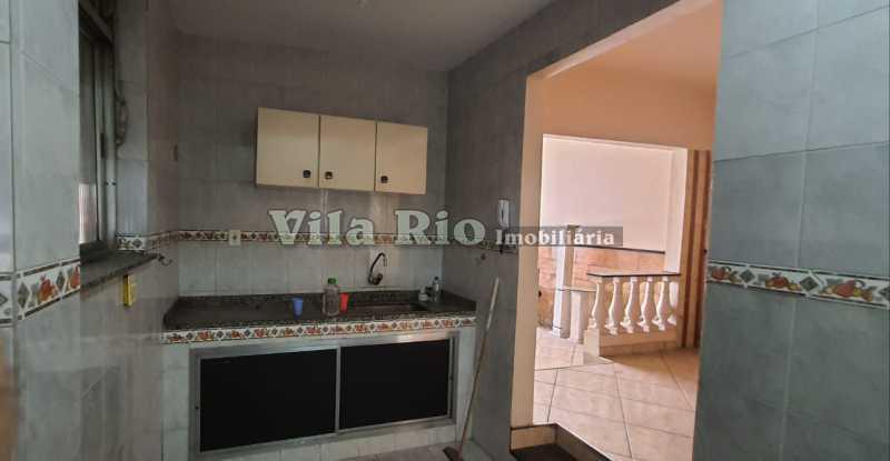 COZINHA 1 - Casa em Condomínio 3 quartos à venda Cascadura, Rio de Janeiro - R$ 370.000 - VCN30016 - 19
