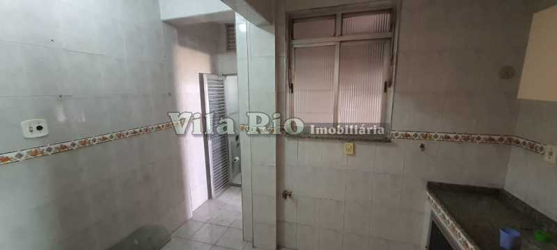 COZINHA 2 - Casa em Condomínio 3 quartos à venda Cascadura, Rio de Janeiro - R$ 370.000 - VCN30016 - 20