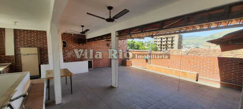 TERRAÇO 3 - Casa em Condomínio 3 quartos à venda Cascadura, Rio de Janeiro - R$ 370.000 - VCN30016 - 27