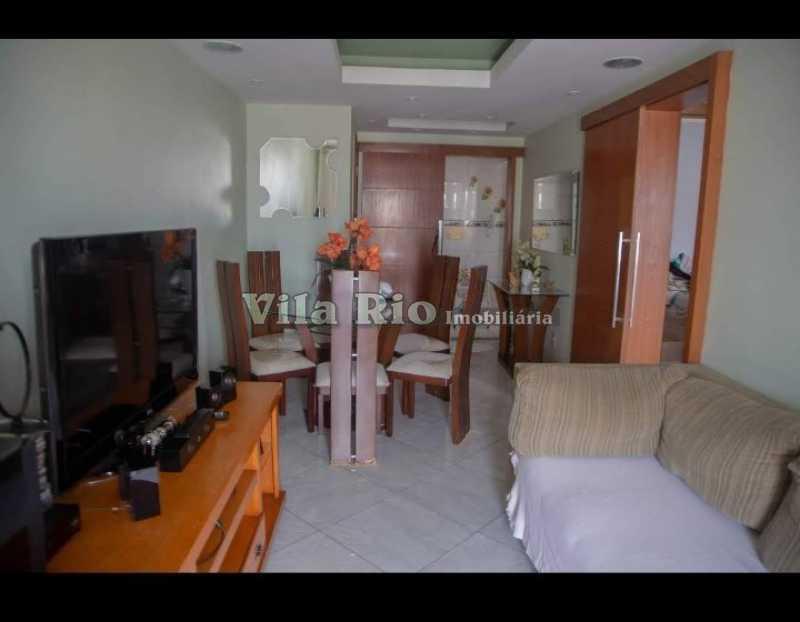 SALA 1 - Apartamento 2 quartos à venda Vista Alegre, Rio de Janeiro - R$ 260.000 - VAP20759 - 1