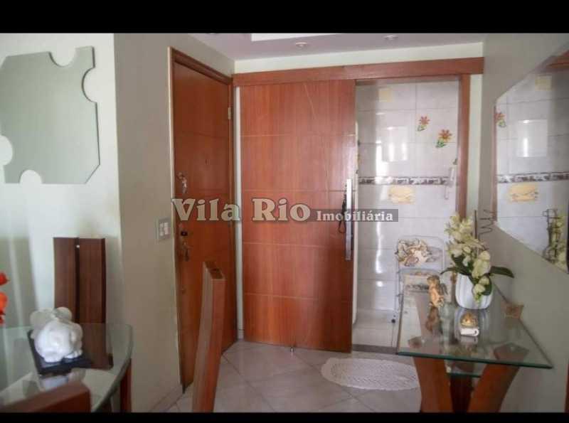 SALA 2 - Apartamento 2 quartos à venda Vista Alegre, Rio de Janeiro - R$ 260.000 - VAP20759 - 3