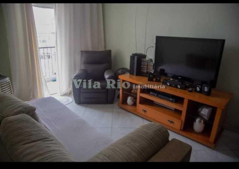 SALA 4 - Apartamento 2 quartos à venda Vista Alegre, Rio de Janeiro - R$ 260.000 - VAP20759 - 5