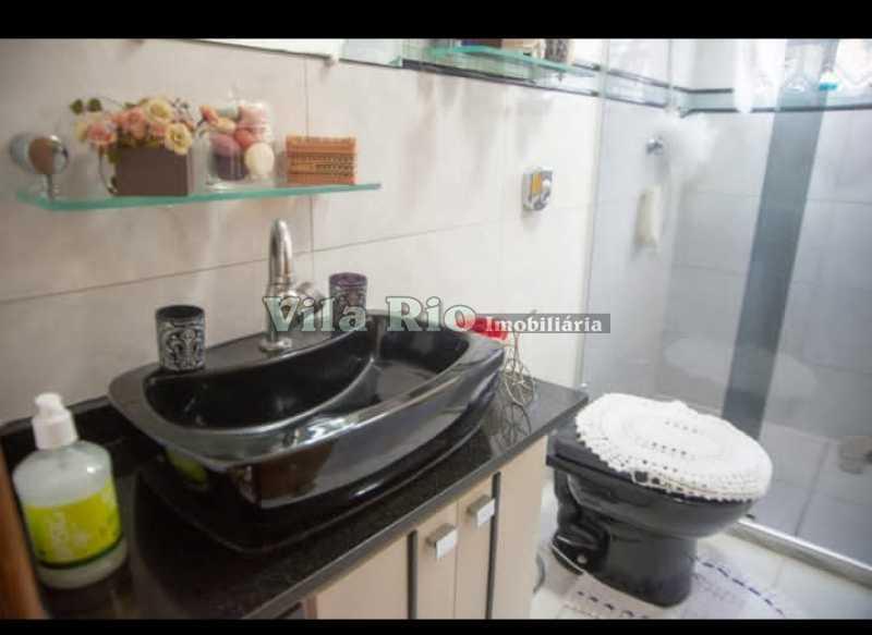 BANHEIRO 1 - Apartamento 2 quartos à venda Vista Alegre, Rio de Janeiro - R$ 260.000 - VAP20759 - 16