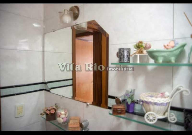 BANHEIRO 2 - Apartamento 2 quartos à venda Vista Alegre, Rio de Janeiro - R$ 260.000 - VAP20759 - 17