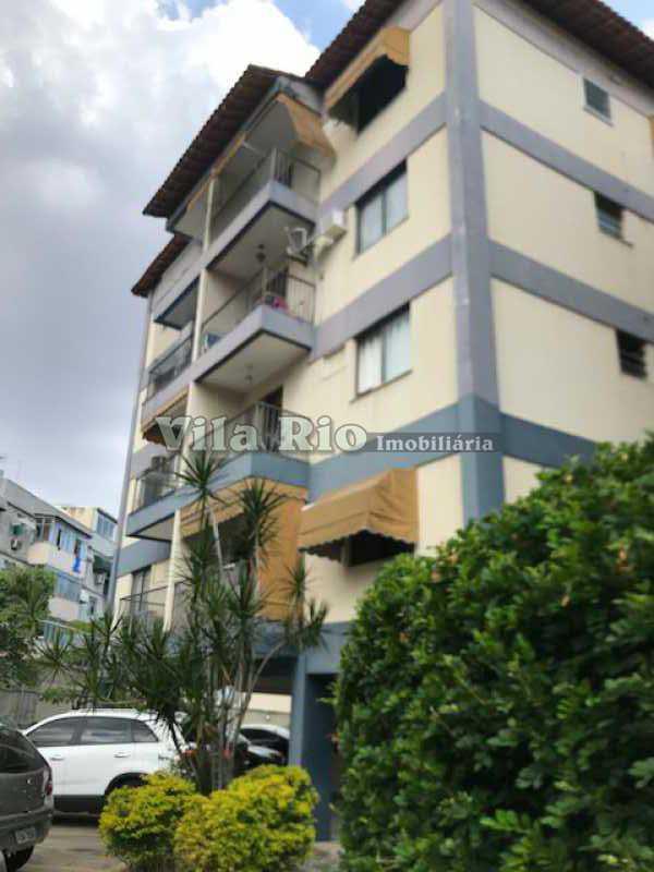 FACHADA - Apartamento 2 quartos à venda Vista Alegre, Rio de Janeiro - R$ 260.000 - VAP20759 - 26
