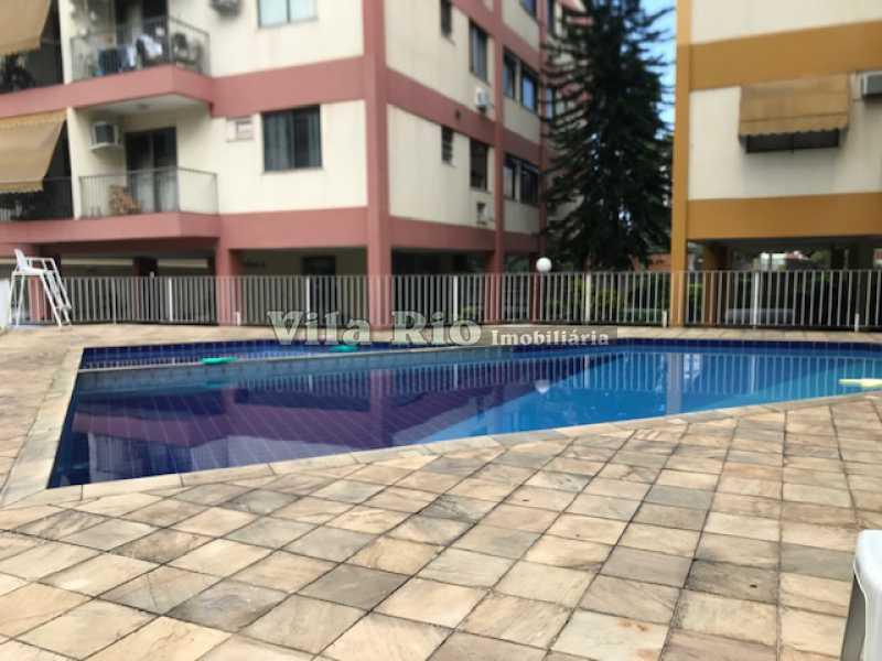 PISCINA - Apartamento 2 quartos à venda Vista Alegre, Rio de Janeiro - R$ 260.000 - VAP20759 - 25