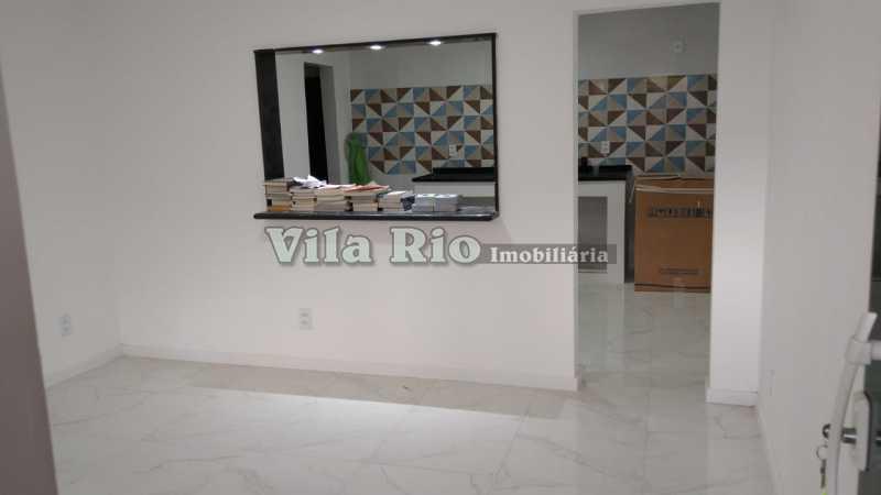 Sala de jantar 2. - Casa 3 quartos à venda Irajá, Rio de Janeiro - R$ 470.000 - VCA30085 - 8