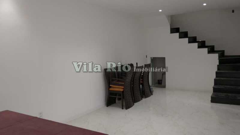 Salão 2. - Casa 3 quartos à venda Irajá, Rio de Janeiro - R$ 470.000 - VCA30085 - 6