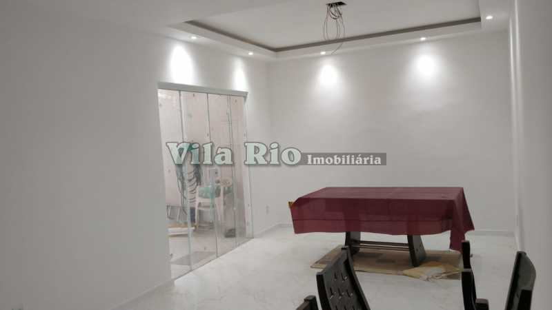 Salão 3. - Casa 3 quartos à venda Irajá, Rio de Janeiro - R$ 470.000 - VCA30085 - 4