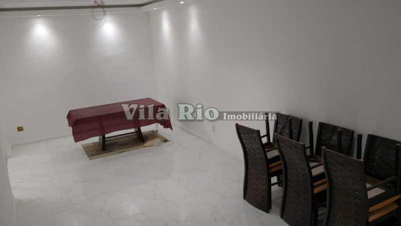 Salão 4. - Casa 3 quartos à venda Irajá, Rio de Janeiro - R$ 470.000 - VCA30085 - 3