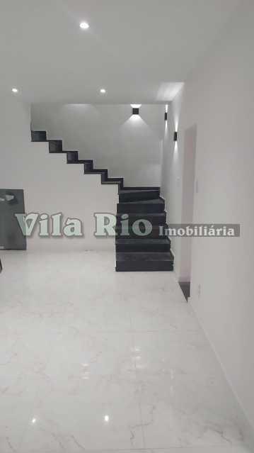 Salão - Casa 3 quartos à venda Irajá, Rio de Janeiro - R$ 470.000 - VCA30085 - 5