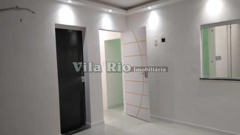 Quarto 1. - Casa 3 quartos à venda Irajá, Rio de Janeiro - R$ 470.000 - VCA30085 - 12