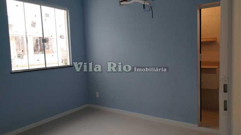 Quarto 2.1. - Casa 3 quartos à venda Irajá, Rio de Janeiro - R$ 470.000 - VCA30085 - 13
