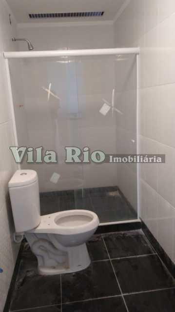 Banheiro social. - Casa 3 quartos à venda Irajá, Rio de Janeiro - R$ 470.000 - VCA30085 - 16