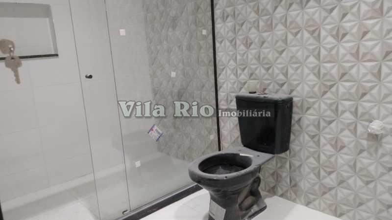 Suíte 1. - Casa 3 quartos à venda Irajá, Rio de Janeiro - R$ 470.000 - VCA30085 - 17