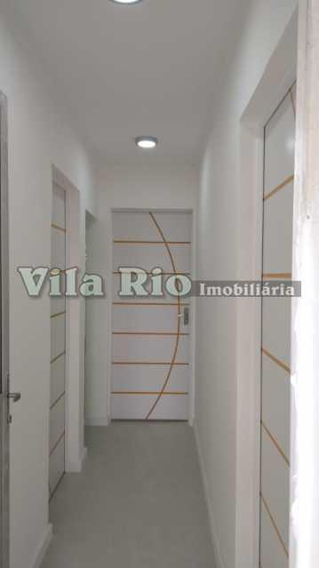 Circulação. - Casa 3 quartos à venda Irajá, Rio de Janeiro - R$ 470.000 - VCA30085 - 27