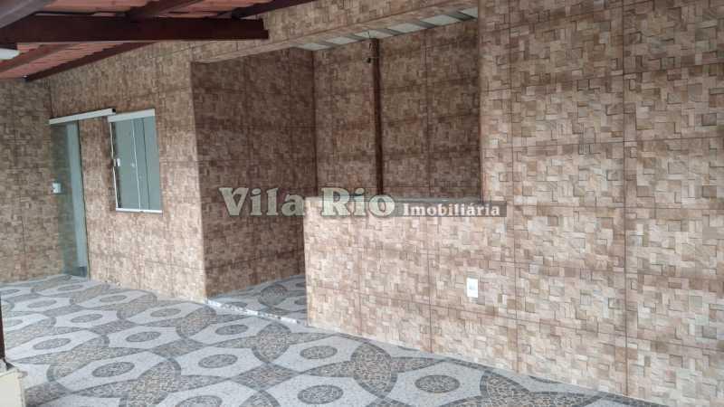 Terraço.1. - Casa 3 quartos à venda Irajá, Rio de Janeiro - R$ 470.000 - VCA30085 - 29