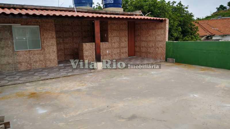 Terraço. - Casa 3 quartos à venda Irajá, Rio de Janeiro - R$ 470.000 - VCA30085 - 30