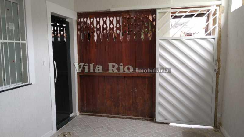 Entrada. - Casa 3 quartos à venda Irajá, Rio de Janeiro - R$ 470.000 - VCA30085 - 31