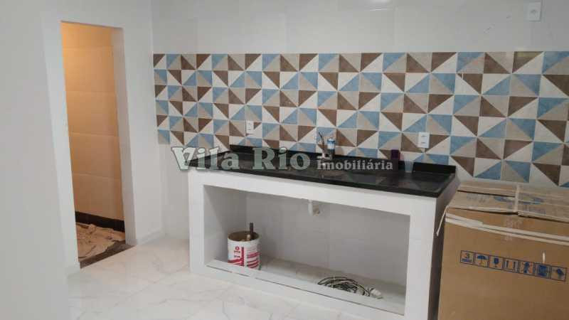 Cozinha 2. - Casa 3 quartos à venda Irajá, Rio de Janeiro - R$ 470.000 - VCA30085 - 20