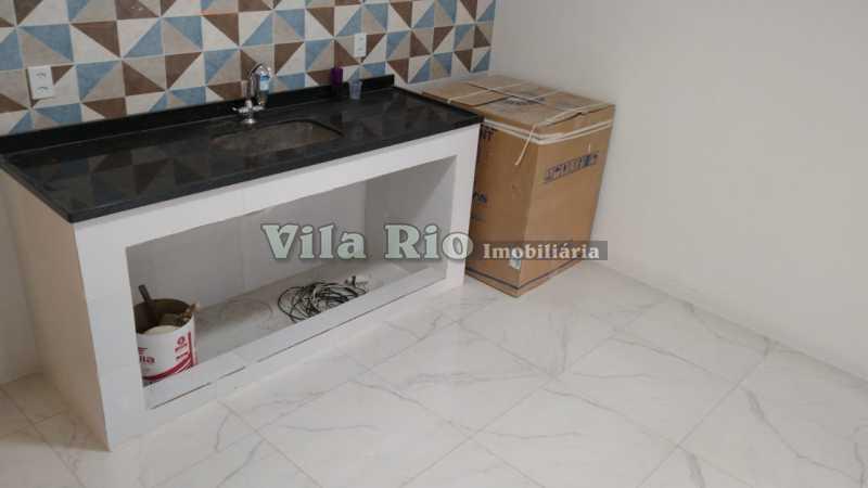 Cozinha 4. - Casa 3 quartos à venda Irajá, Rio de Janeiro - R$ 470.000 - VCA30085 - 22