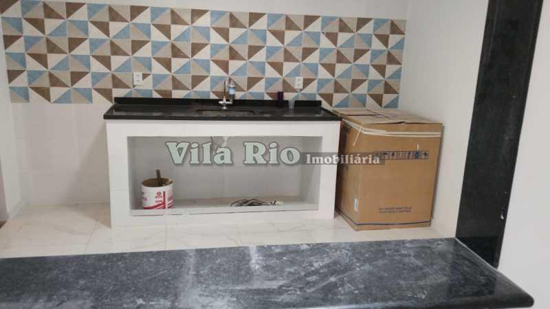 Cozinha. - Casa 3 quartos à venda Irajá, Rio de Janeiro - R$ 470.000 - VCA30085 - 23