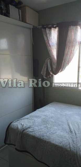 QUARTO 1. - Apartamento 1 quarto à venda Irajá, Rio de Janeiro - R$ 155.000 - VAP10067 - 7
