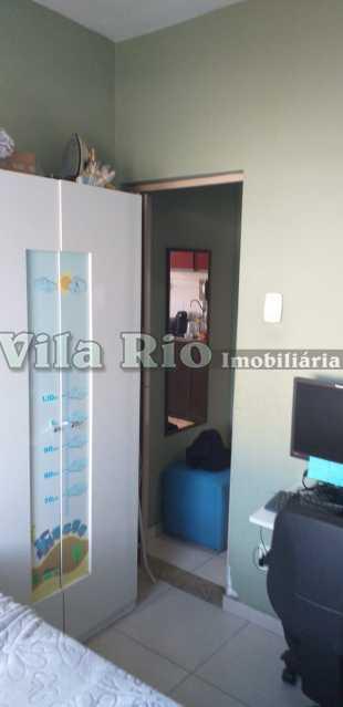 QUARTO 3. - Apartamento 1 quarto à venda Irajá, Rio de Janeiro - R$ 155.000 - VAP10067 - 9