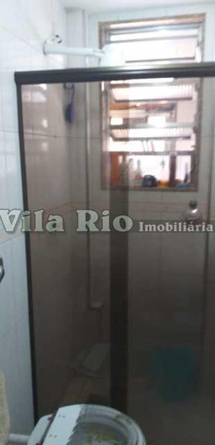 BANHEIRO 1. - Apartamento 1 quarto à venda Irajá, Rio de Janeiro - R$ 155.000 - VAP10067 - 10