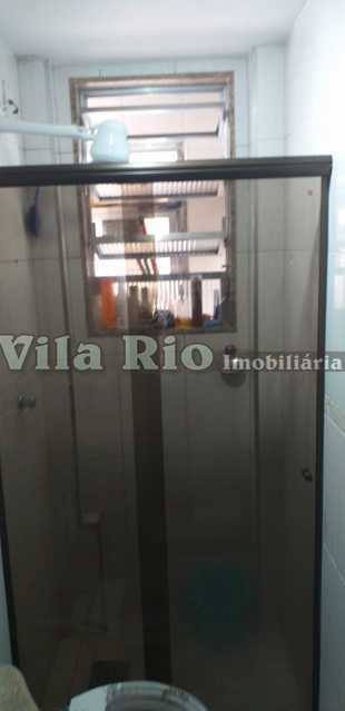 BANHEIRO 2. - Apartamento 1 quarto à venda Irajá, Rio de Janeiro - R$ 155.000 - VAP10067 - 11