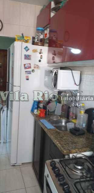 COZINHA 2. - Apartamento 1 quarto à venda Irajá, Rio de Janeiro - R$ 155.000 - VAP10067 - 14