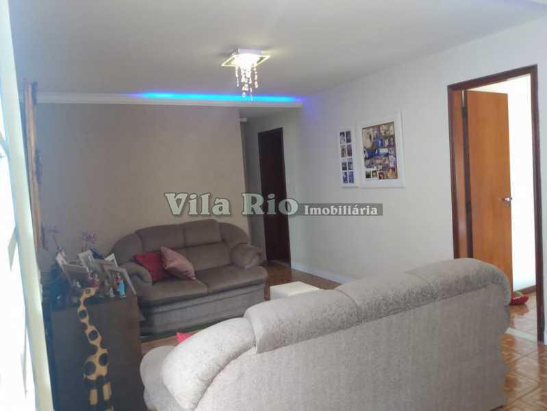 SALA 1. - Casa 3 quartos à venda Vista Alegre, Rio de Janeiro - R$ 960.000 - VCA30086 - 1