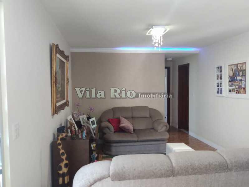 SALA 2. - Casa 3 quartos à venda Vista Alegre, Rio de Janeiro - R$ 960.000 - VCA30086 - 3