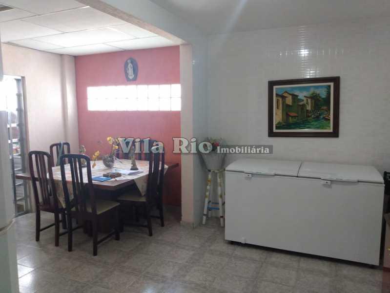SALA 5. - Casa 3 quartos à venda Vista Alegre, Rio de Janeiro - R$ 960.000 - VCA30086 - 6