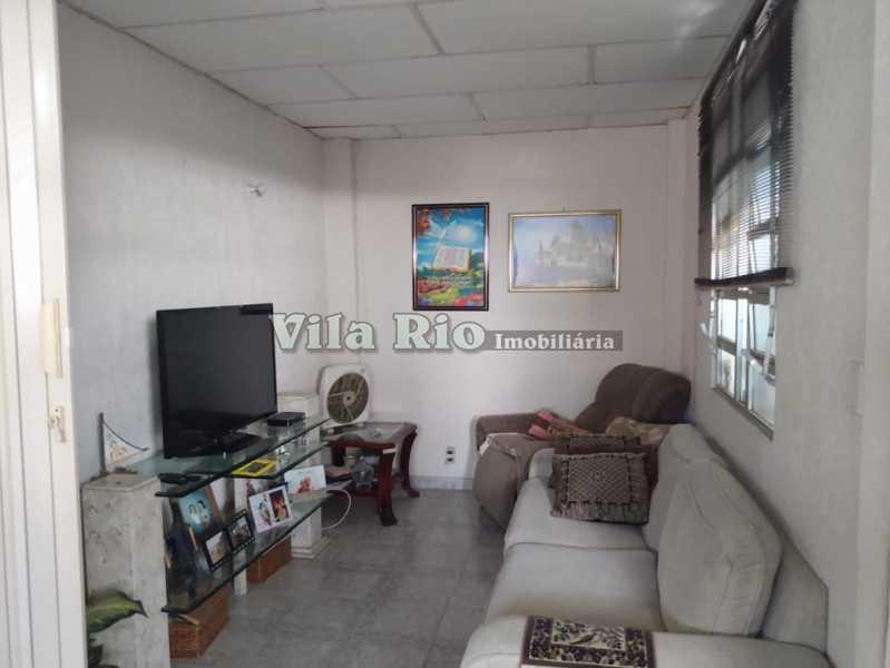 SALA1. - Casa 3 quartos à venda Vista Alegre, Rio de Janeiro - R$ 960.000 - VCA30086 - 7
