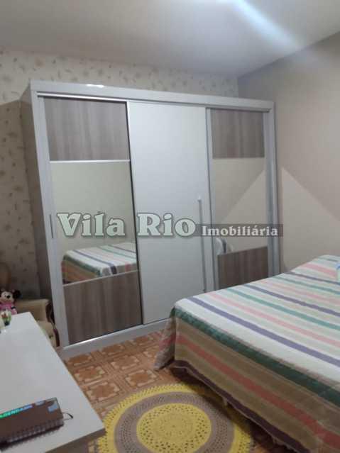 QUARTO 2. - Casa 3 quartos à venda Vista Alegre, Rio de Janeiro - R$ 960.000 - VCA30086 - 9