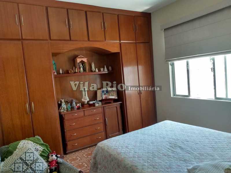 QUARTO 3. - Casa 3 quartos à venda Vista Alegre, Rio de Janeiro - R$ 960.000 - VCA30086 - 10