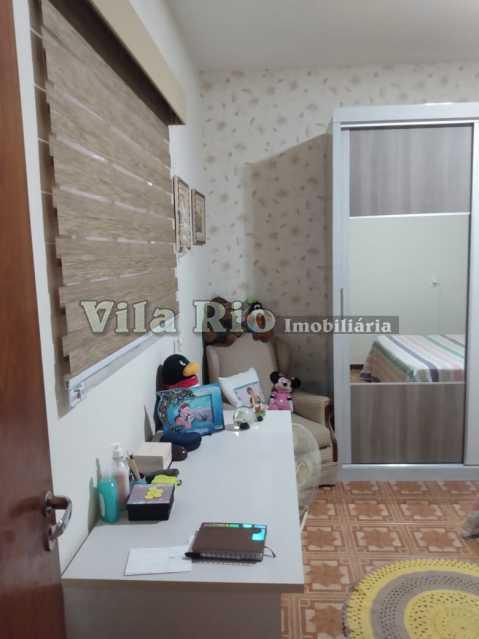 QUARTO1. - Casa 3 quartos à venda Vista Alegre, Rio de Janeiro - R$ 960.000 - VCA30086 - 12