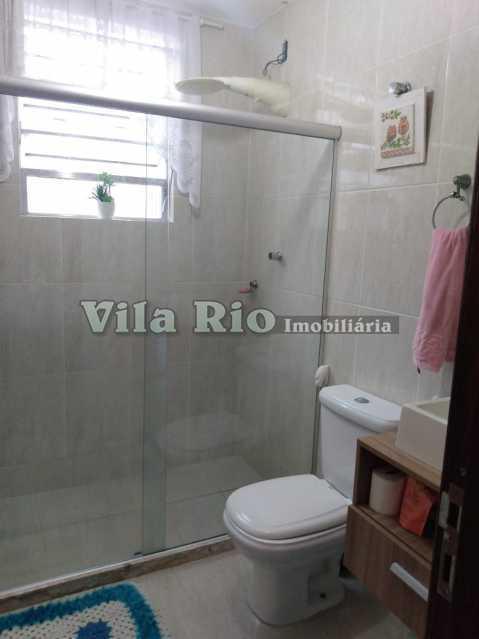 BANHEIRO 1. - Casa 3 quartos à venda Vista Alegre, Rio de Janeiro - R$ 960.000 - VCA30086 - 13