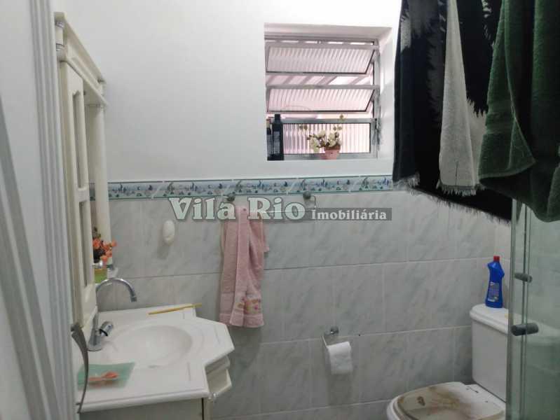 BANHEIRO 2. - Casa 3 quartos à venda Vista Alegre, Rio de Janeiro - R$ 960.000 - VCA30086 - 14