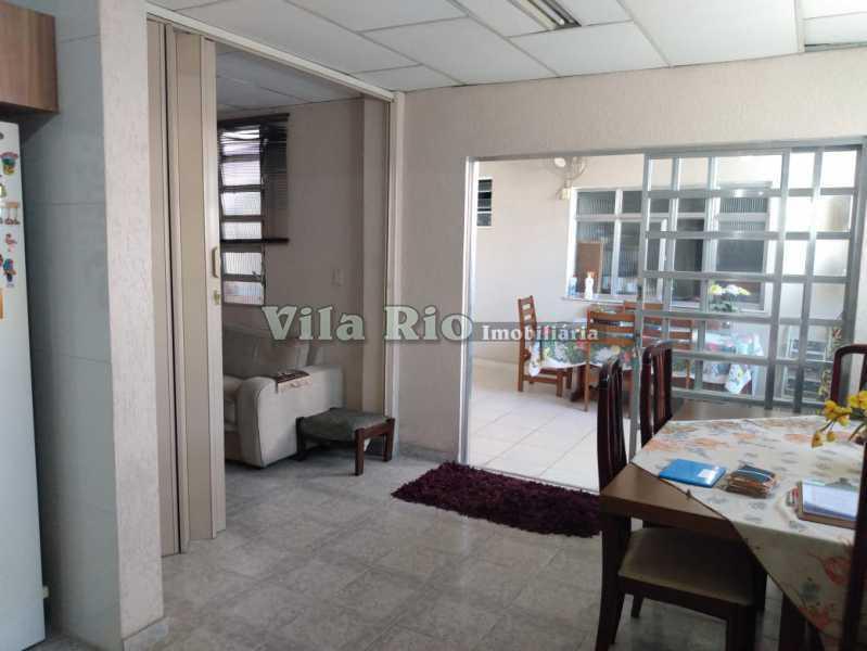 COPA. - Casa 3 quartos à venda Vista Alegre, Rio de Janeiro - R$ 960.000 - VCA30086 - 15