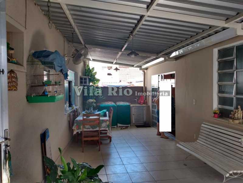 AREA. - Casa 3 quartos à venda Vista Alegre, Rio de Janeiro - R$ 960.000 - VCA30086 - 18